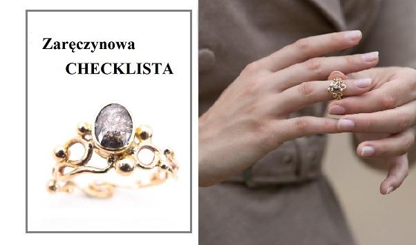 pierścionek zaręczynowy - wybór idealny