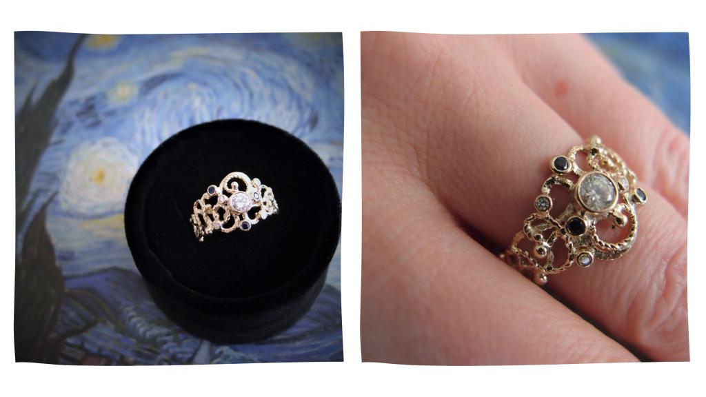 top 10 biżuterii w 2020 pierścionek złoty