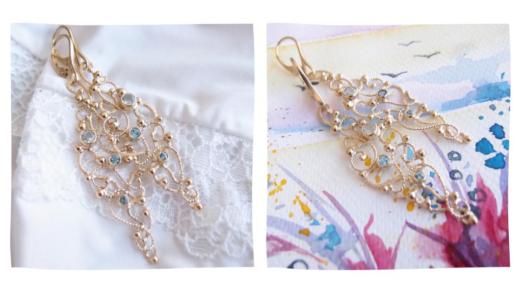 top 10 2020's jewelry - wedding gold jewelry